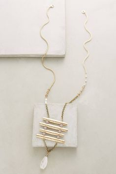 Marlette Necklace - anthropologie.com