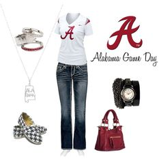 """Alabama Game Day 1"""