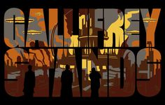 """""""Gallifrey Stands"""" Posters by Everdreamer   Redbubble"""