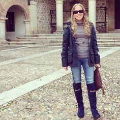 Domingo tranquilo: desayuno tardío, paseo, vermut, comida, trabajo, organizar la semana y relax  #ideassoneventos #imagenpersonal #imagen #moda #ropa #looks #vestir #wearingtoday #hoyllevo #fashion #outfit #ootd #style #tendencias #fashionblogger #personalshopper #blogger #me #lookoftheday #streetstyle #outfitofday #blogsdemoda #instafashion #instastyle #gris #marrón #azulmarino #botasplanas #casuallook #buenosmomentos