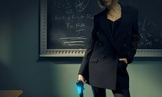 New picture from Doctor Who spin-off Class teases war and advanced mathematics