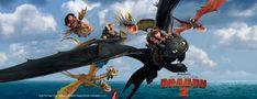 How to Train Your Dragon 2 Review - http://bellamatthews.com/2014/06/14/train-dragon-2-review/