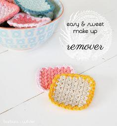 barbara.wilder { raumseelig }: DIY sweet make up remover
