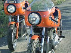 Laverda's SFC 750..........Icon of Endurance Racing