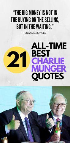17 Best Charlie Munger Images In 2019 Charlie Munger