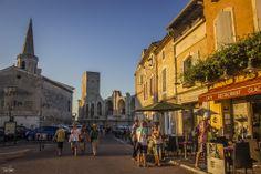Arles. Francia.