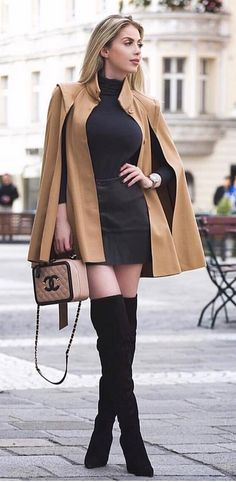 40 Perfect Winter Outfits To Copy Right Now - #winteroutfits #winterstyle #winterfashion