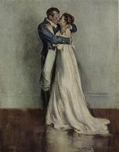 Kiss by Clarence Underwood