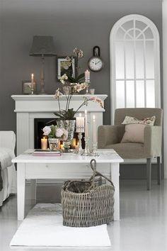 This womans design is spot on. Romantic yet classic.  Lene Bjerre Design