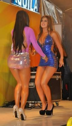 Ladyboy's out dancing