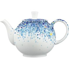 Crate and Barrel's 50th Anniversary Artist-Designed Teapots