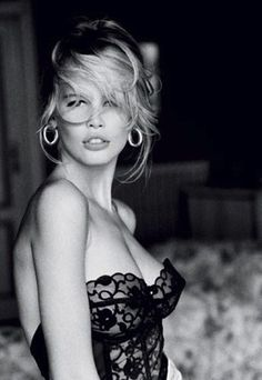 Classic Beauty, Claudia Schiffer