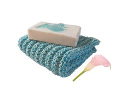 Natural Zero Waste Washcloth Bridesmaid Gift for Mom Eco Cotton Girlfriend Gift Natural Wash Cloth Cotton Gift for Her Vegan Beauty Care Routine, Cotton Gifts, Love No More, Happy Birthday Gifts, Vegan Soap, Sea Pearls, Hand Cream, Washing Clothes, Bridesmaid Gifts