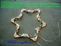Trampas Bisuteria: TUTORIAL ESTRELLA