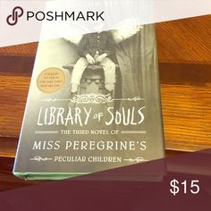 third novel in Miss Peregrines peculiar children Brand new Other