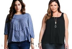 Loose-Top-per-Mela-Shape-corpi,