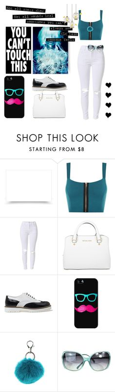 """""""Not all scars show, not all wounds heal"""" by no-where-girl ❤ liked on Polyvore featuring WearAll, Michael Kors, Hogan, Casetify, Carole and Chanel"""