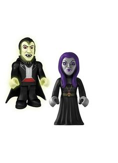 Mons. vs Zomb. Drácula y armonía negro. #Famoclick #Monsters #Zombies #toys #juguetes #ToyStore