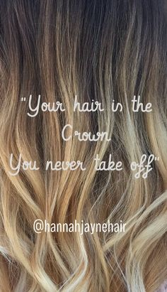 @hannahjaynehair || long hair ombré Balyage pieces