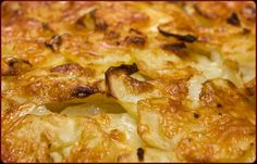 Some of the most flavorful scalloped potatoes you'll ever taste!