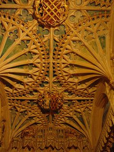 Audley chantry, Salisbury cathedral, England