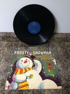 Caroleer Singers Frosty The Snowman Records, LPs, Vinyl ...