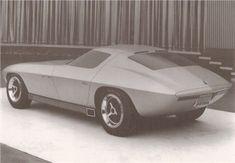 Chevrolet Wedge Corvette, 1963