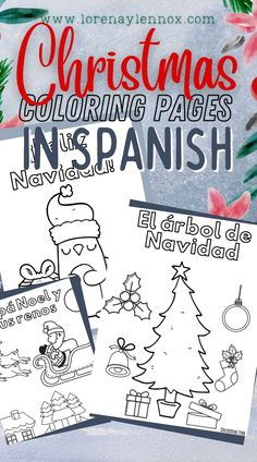 Christmas Colors, Family Christmas, All Things Christmas, Christmas Themes, Best Christmas Recipes, Homemade Christmas Gifts, Color Activities, Literacy Activities, Free Christmas Printables
