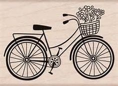 retro bicycle Stencils - Bing images