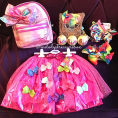 Our mini Jojo Siwa haul from Claire's and we finally found a few of the Series 3 LOL lil sisters!! Yay!! The skirt is a surprise for Melody but the backpack BowBow diary and two Jojo Siwa bows will be included (with a lot more) in our future Jojo Siwa Giveaway coming at the end of this month!! Hope everyone is having a nice and relaxing winter break so far!! #itsatclaires #itsjojosiwa #jojosbowparty #jojosbows #jojosbowsgiveaway #jojosiwafan #clairesstyle #jojosiwabow #siwanator #claires… Jojo Siwa Bows, Jojo Bows, Games For Girls, Toys For Girls, Jojo Siwa Outfits, Jojo Siwa Birthday, Birthday Wishes For Myself, 6th Birthday Parties, Big Bows