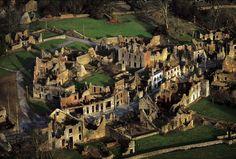 ☆ Oorlogsplaats, verlaten dorp ~ Oradour-sur-Glane, Limousin, France