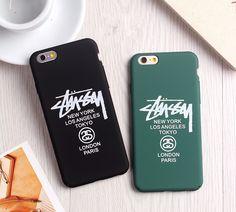 ブランドStussy iPhone7/6ケース