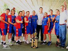 Oro para Boyacá en Baloncesto femenino.