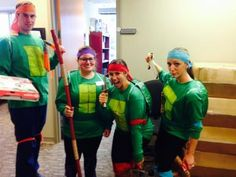 Happy Halloween - Resurgens' costume contest!