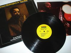 """A vintage vinyl record album.  33 1/3 rpmArtist - Grover Washington Jr.Also on this album - Bob James, Richard Tee, Ron Carter, Ralph MacDonald, Eric Gale and Randy Brecker.  Title - Soul Box Vol. 2Label - KUDU Records KU-13 StereoCondition - Vinyl plays well. (VG+) Jacket shows light wear with solid seams.Notes - Labels are clean. White inner sleeve. Insert.""""You Are the Sunshine of My Life"""" (Stevie Wonder) – 6:03""""Don't Explain"""" (Arthur Herzog Jr., Billie Holiday) – 11:11""""Medley: Easy Living/Ain Billy Cobham, Ron Carter, Grover Washington, You Are The Sun, Billie Holiday, Vinyl Music, Vintage Vinyl Records, Stevie Wonder, Motown"""