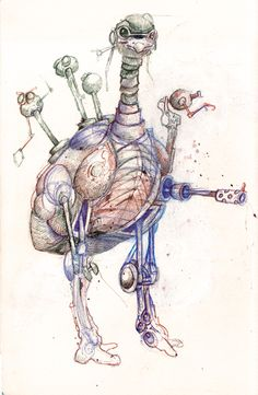 artist, digital, Illustration, Manhattan, watercolor, design, abstract, beautiful,