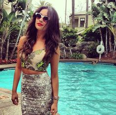 Shay Mitchell, love her style