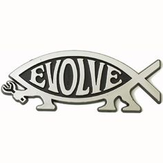 Evolve Darwin Fish Car Emblem Fish Cars And Tattoo