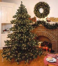 how-to-decorate-a-christmas-tree-artificial-chesapeake-pre-lit