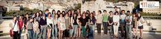 Los alumnos del MGC9ed conociendo el @CBAmadrid