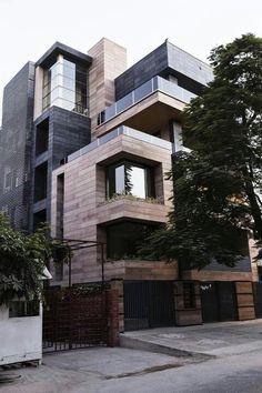 Cube +house