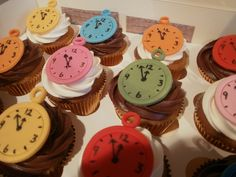 Tic-Tock cupcakes......make them!