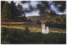 Jessie's Bridal Portrait Shoot {Bozeman Montana Wedding Photographer} Kacie Q Photography