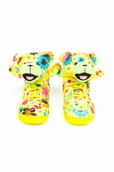 c0dddb8b327b JUST IN  JEREMY SCOTT X ADIDAS FW12 SNEAKERS - OPENING CEREMONY Jeremy  Scott Adidas