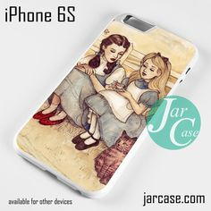 Dorothy And Alice Phone case for iPhone 6/6S/6 Plus/6S plus