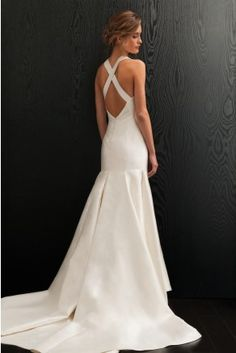 Antonella Wedding Dress- Amanda Wakeley Sposa Bridal Collection