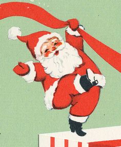 Dancing Santa by hmdavid, via Flickr