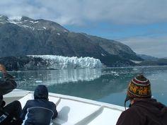 Glacier Bay National Park in Alaska: Margerie Glacier in Glacier Bay National Park, Alaska