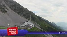 Webcam Nordkette Bergen, Innsbruck, Bavaria, Bayern, Hang Gliding, Gliders, Ski, Alps