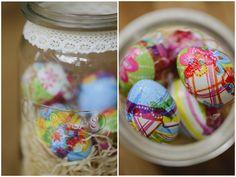 Easter Decoration - Ran ans Ostereier suchen! - Klabüstermann